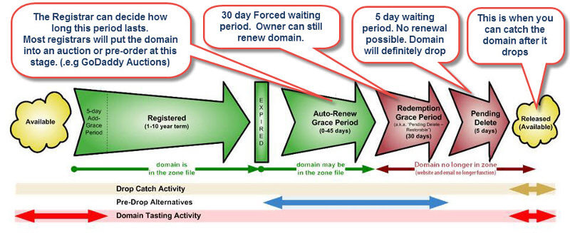 Domain Lifecycle
